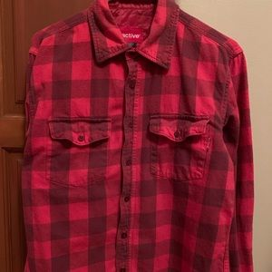 Active ride shop red flannel
